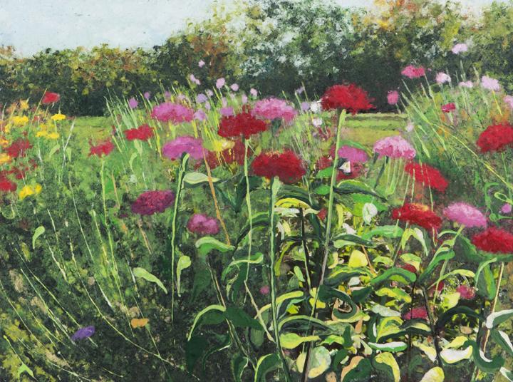 Meandering Garden