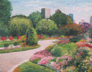 Pathways, Boston Public Gardens